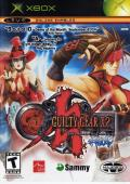 Guilty Gear X2: The Midnight Carnival #Reload Xbox Front Cover