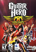 Guitar Hero: Aerosmith Macintosh Front Cover