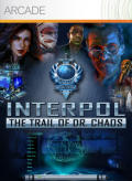Interpol: The Trail of Dr. Chaos Xbox 360 Front Cover