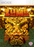 Zuma Deluxe Xbox Front Cover