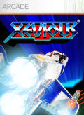 Xevious Xbox 360 Front Cover