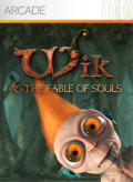 Wik & the Fable of Souls Xbox 360 Front Cover