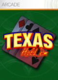 Texas Hold 'em Xbox 360 Front Cover