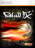 Pinball FX Xbox 360 Front Cover
