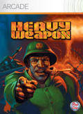 Heavy Weapon Deluxe Xbox 360 Front Cover