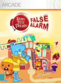 Happy Tree Friends: False Alarm Xbox 360 Front Cover