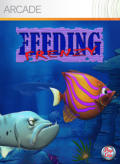 Feeding Frenzy Xbox 360 Front Cover