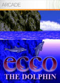 Ecco the Dolphin Xbox 360 Front Cover