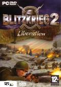 Blitzkrieg 2: Liberation Windows Front Cover