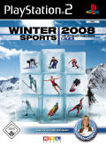 Winter Sports: The Ultimate Challenge PlayStation 2 Front Cover