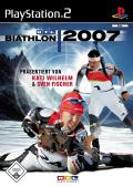 RTL Biathlon 2007 PlayStation 2 Front Cover