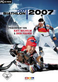 RTL Biathlon 2007 Windows Front Cover