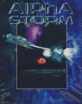 Alpha Storm DOS Front Cover