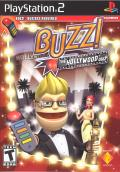 Buzz!: The Hollywood Quiz PlayStation 2 Front Cover