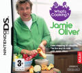 What's Cooking? Jamie Oliver Nintendo DS Front Cover