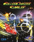 Roller Coaster Rumbler Commodore 64 Front Cover