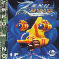 Zero Wing TurboGrafx CD Front Cover