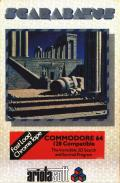 Invaders of the Lost Tomb Commodore 64 Front Cover