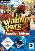 Wildlife Park 2: Family Edition Windows Front Cover
