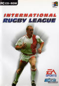 International Rugby League DOS Front Cover