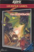 The Eidolon Atari 8-bit Front Cover