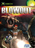 Blowout Xbox 360 Front Cover