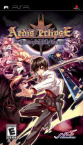 Aedis Eclipse: Generation of Chaos PSP Front Cover