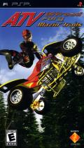 ATV Offroad Fury: Blazin' Trails PSP Front Cover
