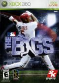 The Bigs Xbox 360 Front Cover