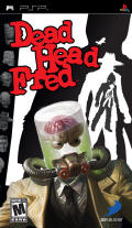 Dead Head Fred PSP Front Cover