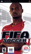 FIFA Soccer PSP Front Cover
