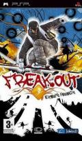 Freak Out: Extreme Freeride PSP Front Cover