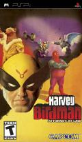 Harvey Birdman: Attorney at Law PSP Front Cover