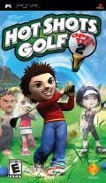 Hot Shots Golf: Open Tee 2 PSP Front Cover