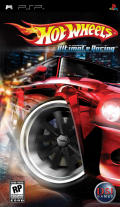 Hot Wheels: Ultimate Racing PSP Front Cover