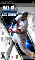 MLB 06: The Show PSP Front Cover