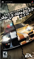 Need for Speed: Most Wanted 5-1-0 PSP Front Cover