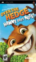 Over the Hedge: Hammy Goes Nuts! PSP Front Cover
