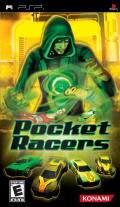Pocket Racers PSP Front Cover