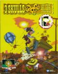 3 Skulls of the Toltecs DOS Front Cover