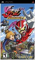 Viewtiful Joe: Red Hot Rumble PSP Front Cover
