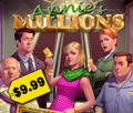 Annie's Millions Windows Front Cover