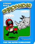 Strong Bad's Rhinofeeder Browser Front Cover