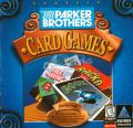 Parker Brothers: Card Games Windows Front Cover