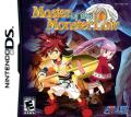 Master of the Monster Lair Nintendo DS Front Cover