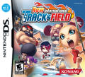 New International Track & Field Nintendo DS Front Cover