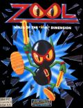 Zool DOS Front Cover