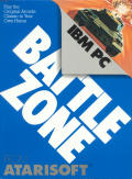 Battlezone PC Booter Front Cover