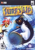 Surf's Up Windows Front Cover