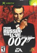 007: From Russia with Love Xbox Front Cover